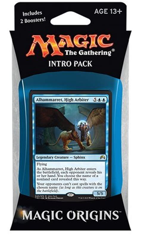 Mtg White Deck Standard 2015 by Magic Origins Mtg Take To The Sky Intro Pack Deck Review