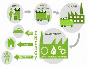 1 Municipal Solid Waste Msw To Energy Flow Chart