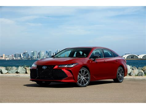 Toyota Avalon Prices, Reviews And Pictures