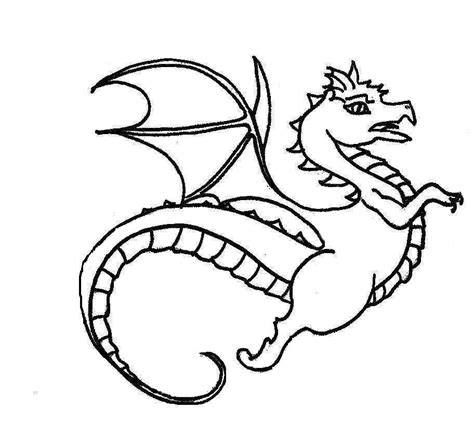 Dragon Coloring Pages Learn To Coloring