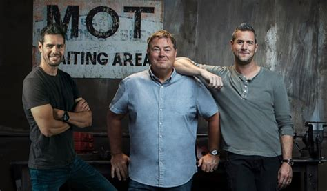 Wheeler Dealers returns to the UK with new Co-Host - Mike ...