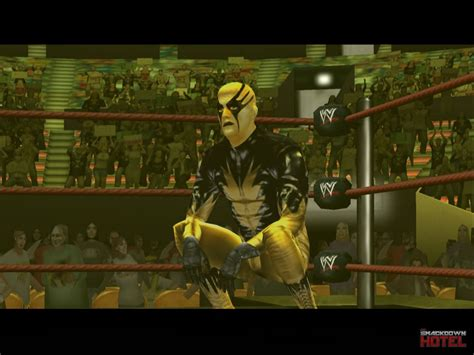 Goldust Curtain Call by Goldust Smackdown Here Comes The Roster
