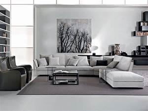1001 idees salon taupe notre jardin d39idees en 57 With couleur taupe et gris