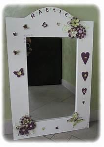 miroir pour petite fille les p39tites decos With déco chambre bébé pas cher avec envoyer des fleurs aujourd hui