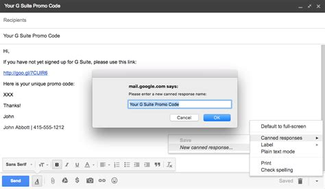 gmail create template gmail templates how to create them using canned responses lexnet