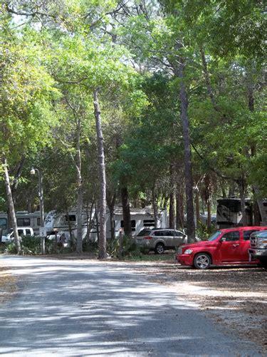 Manatee Hammock Cground Titusville Florida by Manatee Hammock Park