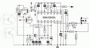 Dna1001d - Dip 16 Pin - Hitachi