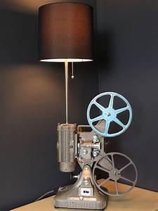 2 Light Bar Pendant Vintage 8mm Projector Industrial Table Lamp Id Lights