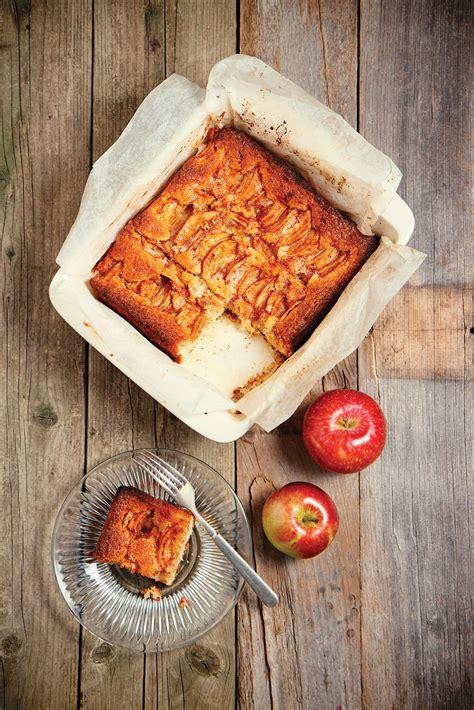 recette de gateau aux pommes facile  rapide solo open