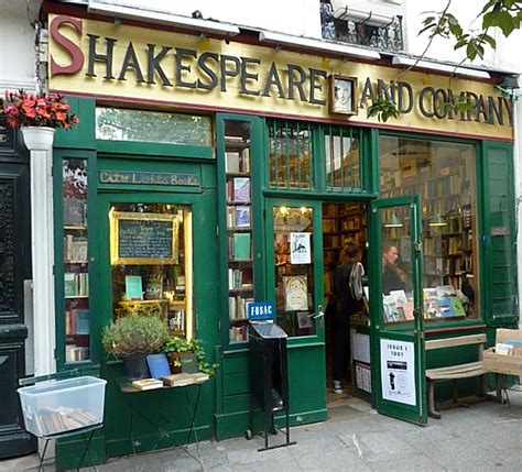 Shakespeare And Company The Best Library In Paris  Sara Elman