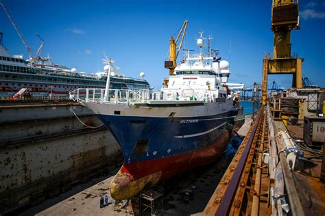 westerngeco geco diamond grand bahama shipyard