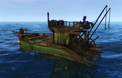 Fishing Boat Bdo Crafting by Tg S Archeage New Player Guide Start Here Live