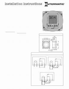 Intermatic Fmd Series Owner U0026 39 S Manual