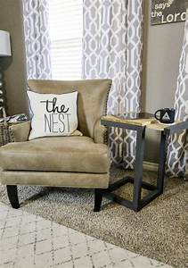 basnight pull out side table 39 a diy side table with