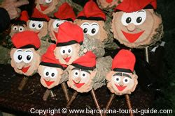 traditional christmas decorations in spain cultural traditions in barcelona spain