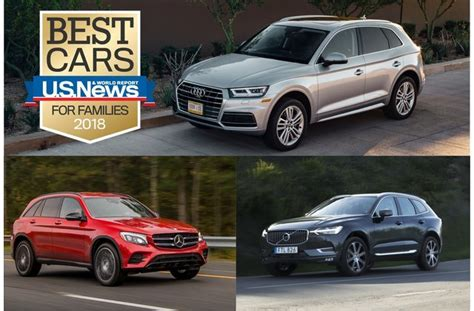 7 Best Luxury Compact Suvs For Families In 2018