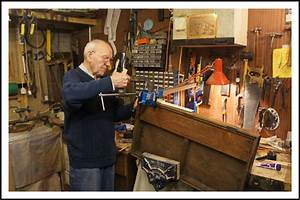 Meet The Furniture Restorer: Old Wooden Chests And Trunks