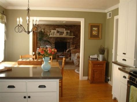 olive green paint color kitchen 25 best images about wall color on 7170