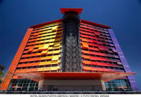 silken america madrid hotel silken puerta am 233 rica madrid espa 241 a hotelsearch com