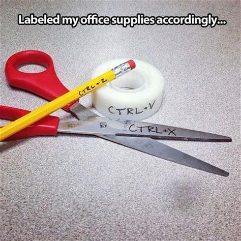 Office Supplies Puns by Office Supplies Dump A Day