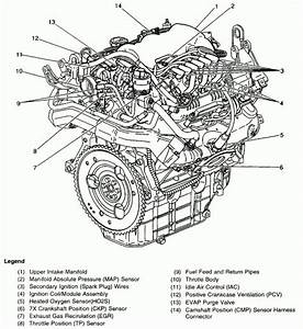 2000 Chevy Malibu  000 Miles  Pulsing    Bucks When In Park For 2003 Chevy Malibu Engine Diagram