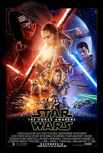 Poster Star Wars : the official star wars the force awakens poster is here ~ Melissatoandfro.com Idées de Décoration