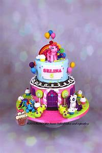 My Little Pony Cake - CakeCentral com