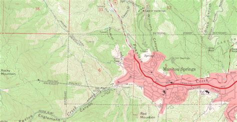 How To Read A Usgs Topo Map