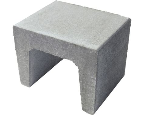 u steine obi beton u stein grau 40x40x39 5cm bei hornbach kaufen