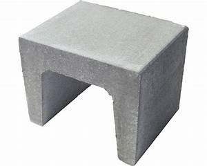 Beton Pigmente Hornbach : beton u stein grau 40x40x39 5 cm kaufen bei ~ Michelbontemps.com Haus und Dekorationen