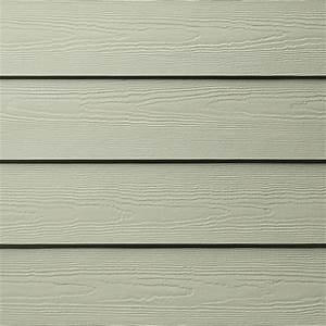 Shop James Hardie 525 In X 144 In HardiePlank Soft Green