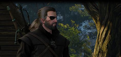 snake s eyepatch at the witcher 3 nexus mods and community