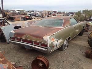 1970 Mercury Marquis Brougham 2dr Ht (#70ME8565D) Desert