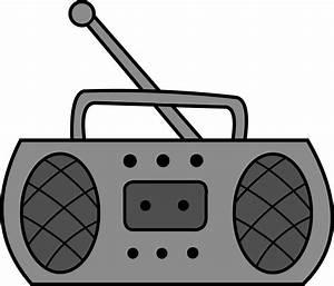 Radio Clip Art - Cliparts.co