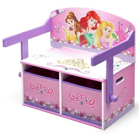 bureau princesse disney disney princesses bureau convertible enfant bois avec