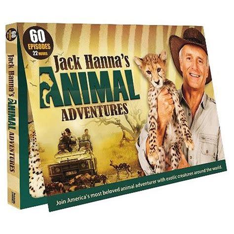 The Best Of Jack Hanna's Animal Adventures - Walmart.com ...