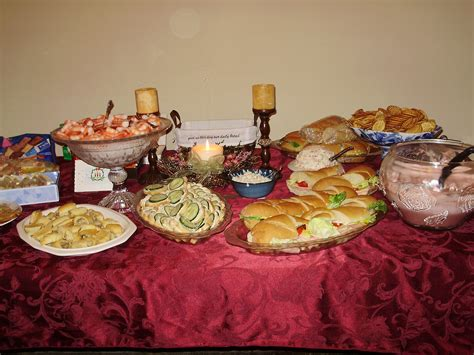 Christmas Eve Appetizer Buffet Second Hand Designer Kitchens Kitchen Counter Design Ideas Small Plans Easy To Use Software Italian Designers York Comercial Designing The Perfect