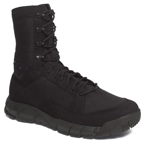 oakley light assault boot 2 oakley si 8 quot black lightweight assault boot