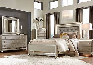 Sofia vergara paris 7 pc king bedroom bedroom sets colors for Sofia vergara bedroom furniture
