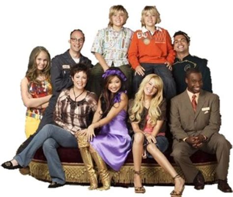 image tsl actors jpg the suite life of zack and cody