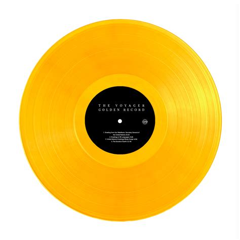 The Voyager Golden Record (Eu & Uk) | Light In The Attic ...