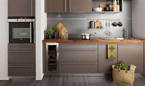 facade meuble cuisine lapeyre plan de travail et crédence des idées pour les associer