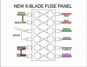 Blade Fusebox   Mgb  U0026 Gt Forum   Mg Experience Forums