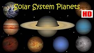 Solar System & Planets for Kids to Learn | Kids Learning ...