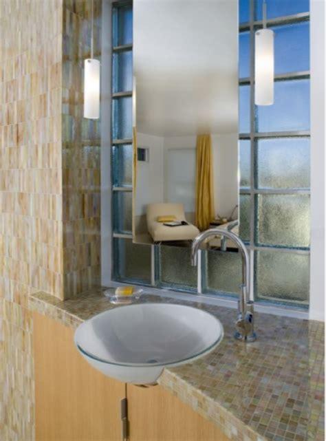 Bathroom Sink Blocked by Loft Bathroom Concept Place Wood Or Granite Sink