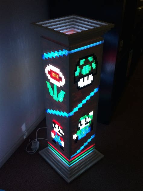 mario brothers themed lego l night light more lego