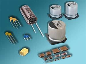 Considering Parasitic Elements Of Capacitors