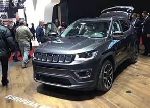 2017 Jeep Compass Price India