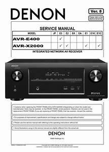 Pin On Denon Audio  Video Service Manual  U0026 Troubleshooting