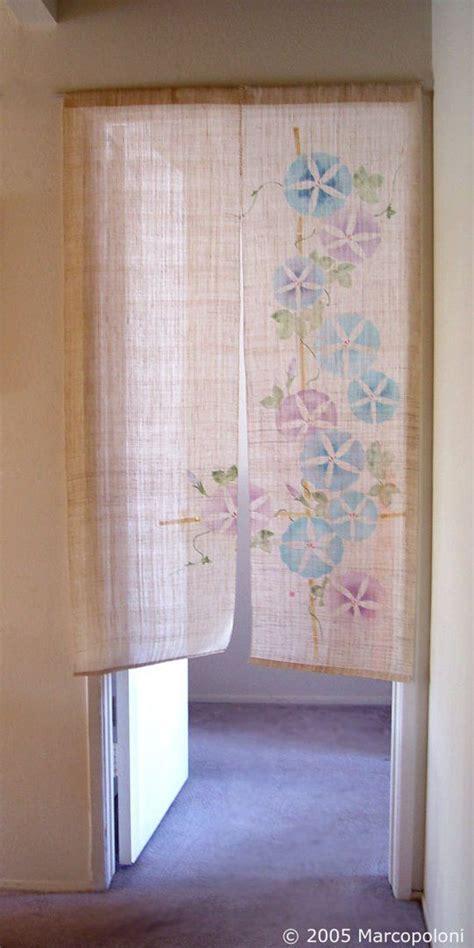 248 best noren doorway curtain images on